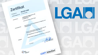 Thermal-transfer foils certificate